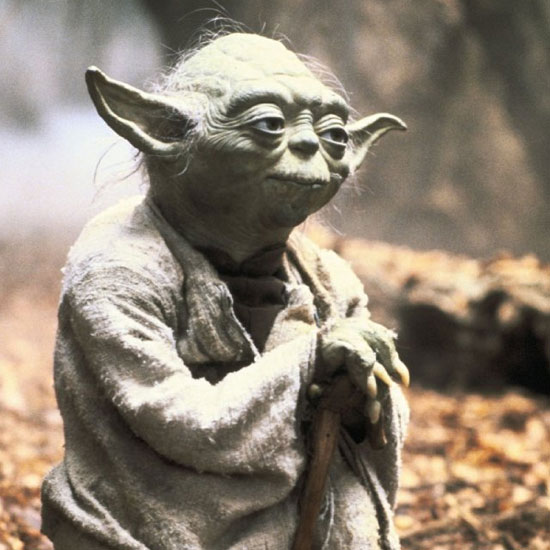 quotes about life lessons. Famous Yoda Quotes