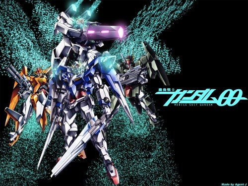 Gundam 00 wallpapers search