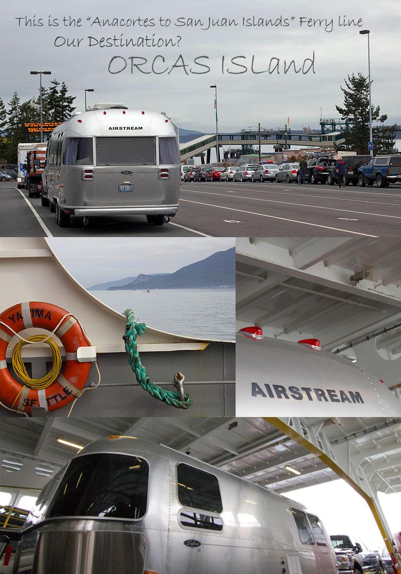 Anacortes-to-San Juan Islands Ferry