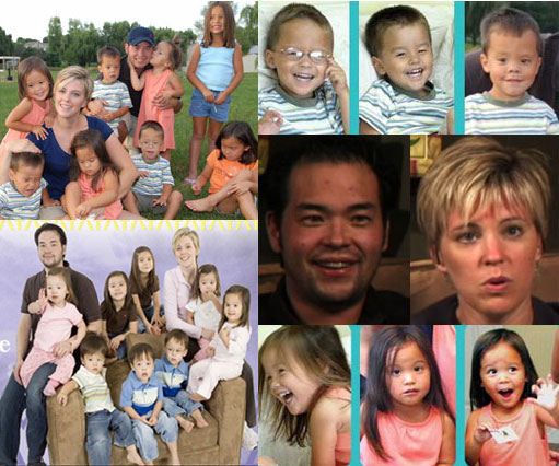Five Kate Gosselin s